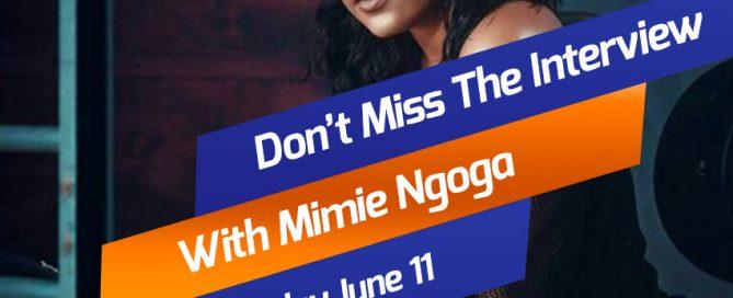 Mimie Ngoga