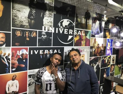 WAX DEY signs distribution deal with Universal Music/Muthaland/Calabash