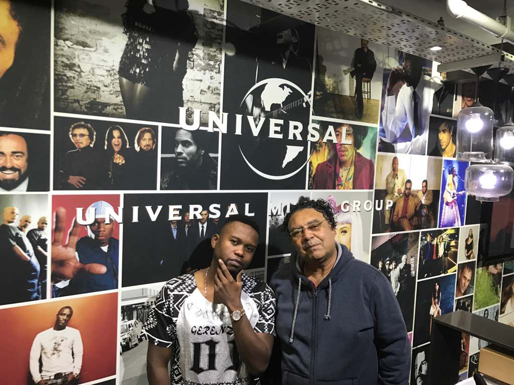 WAX DEY signs distribution deal with Universal Music