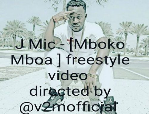 VIDEO:J Mic – Freestyle