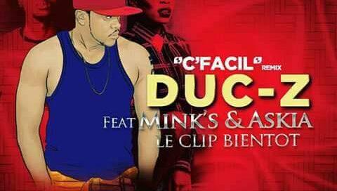 Cfacil remix ft Askia, Mink's