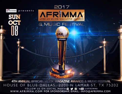 EXCLUSIVE: AFRIMMA 2017 NOMINEES LIST UNVEILED