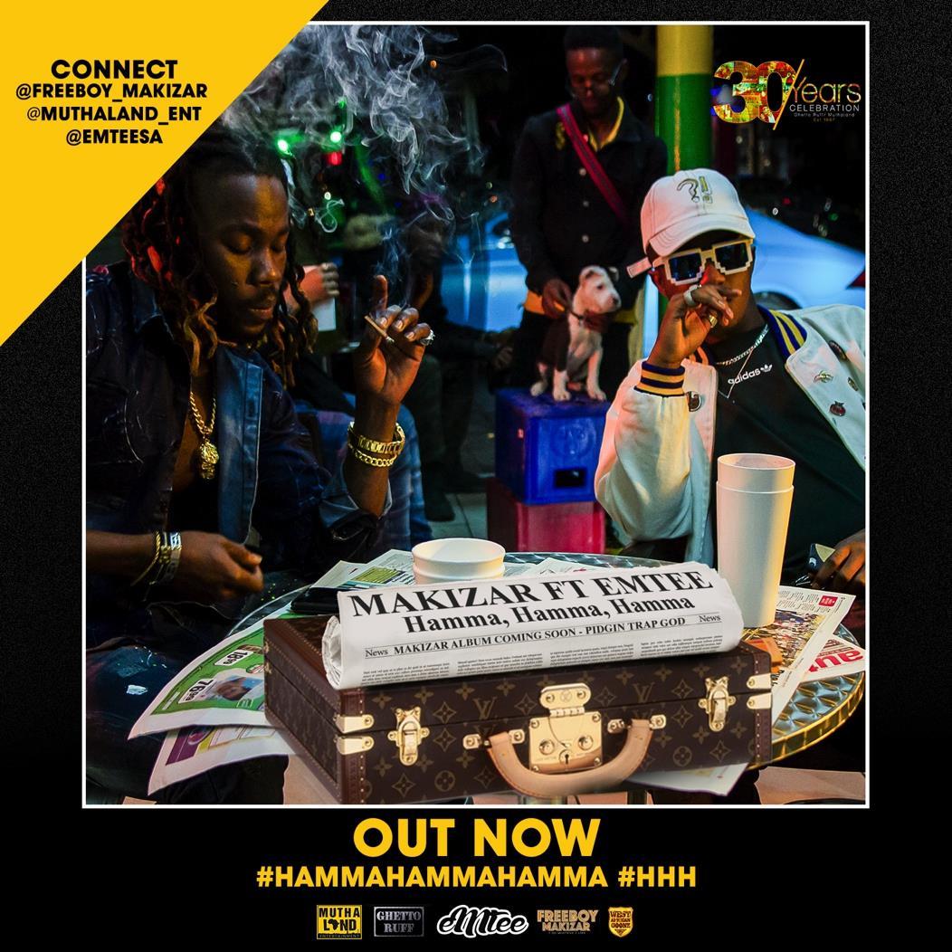 Download: Makizar ft Emtee – Hamma Hamma Hamma – Cameroon's