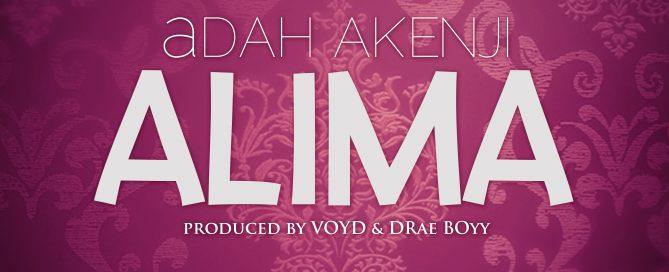 Alima - Cover Art