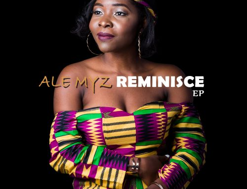 US based Singer Ale Myz announces the  release date and title  of her  Upcoming EP.