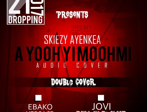 Skiezy Ayenkea announces the release of his double cover for Versace &  Devil No Di Sleep this Saturday