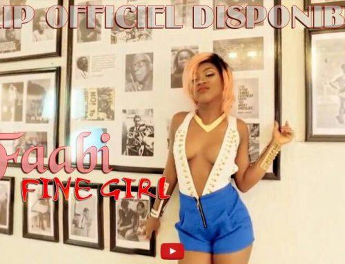 Video : FAABI – FINE GIRL(Prod by Method J)