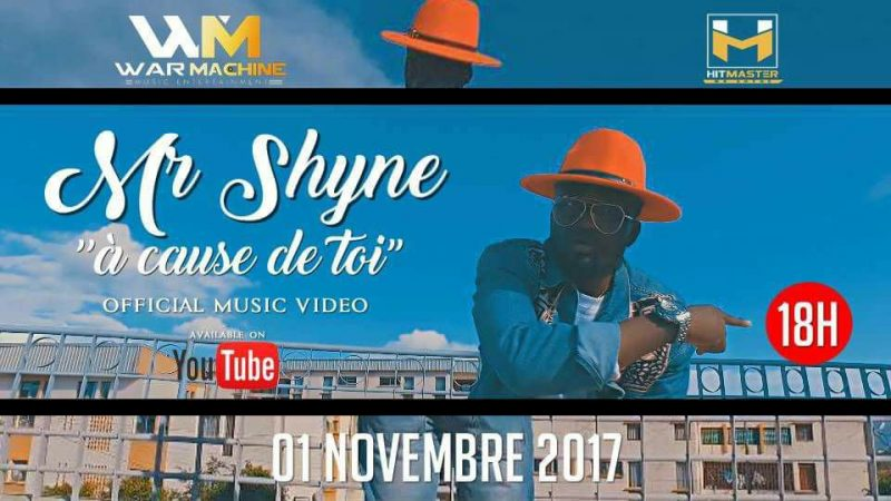 video download mr shyne a cause de toi directed by dan scott cameroon 39 s 1 music and. Black Bedroom Furniture Sets. Home Design Ideas