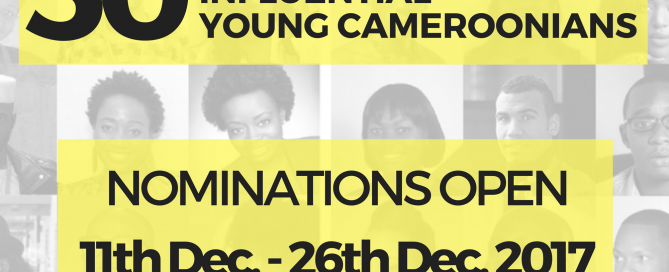 most influential young cameroonians(1)