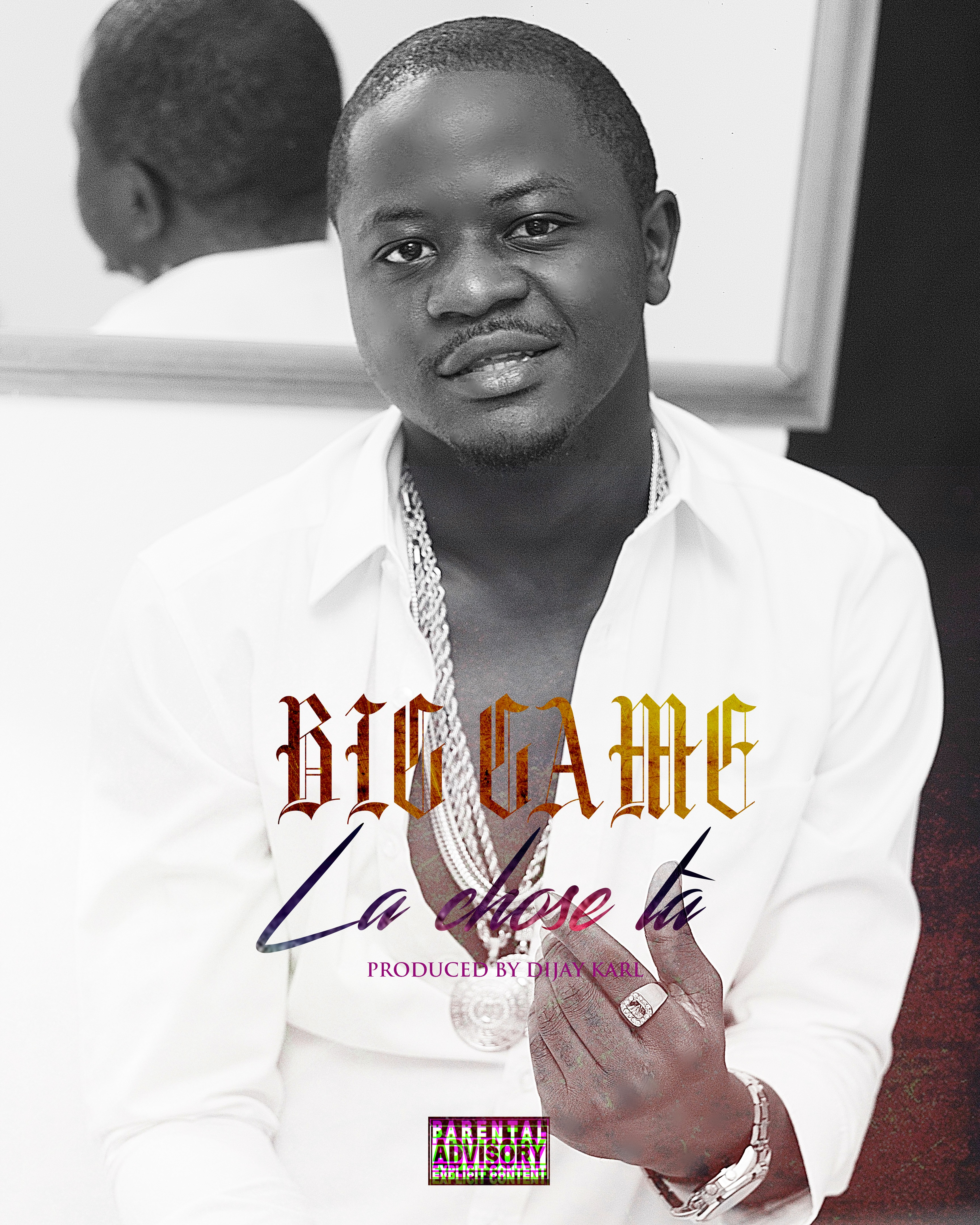 "Audio + Download: Big Game: ""La Chose Là"" (Prod  by Dijay"