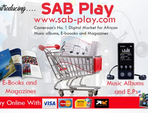 Cameroonian Blogger Sir Akuchu Launches SABPlay, an online Platform to sell ALbums/EPs/Singles