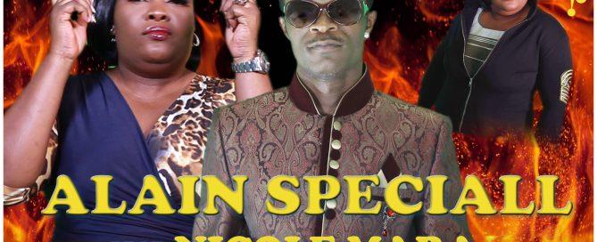 Alain Special  ft Nicole Mara