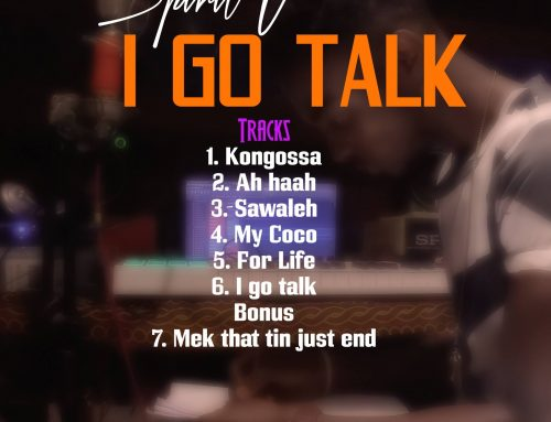 Uprising Act Spirit T releases his I Go Talk  EP, and a brand new Video  For Life.