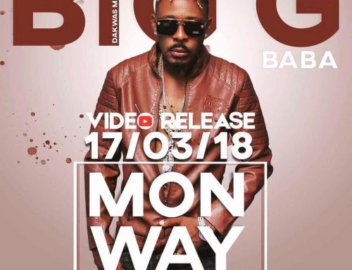 Video + Download: Big G Baba – Mon Way (Dir. By Dr Nkeng Stephens)