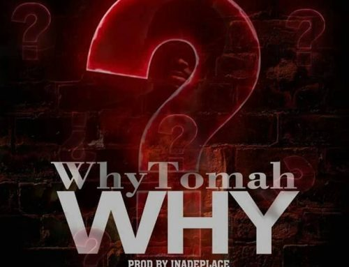 Video + Download : Why Tomah – WHY? (Prod. by Inadeplace)
