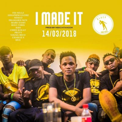 Black Home Music - I made it