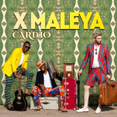 XMaleya - Cardio Cool 2x