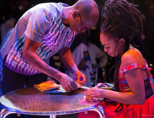 """""""Slamthérapie"""", tout premier album de slam au féminin au Cameroun est enfin disponible"""