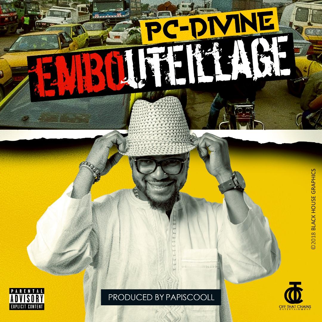 Audio + Download : PC-DIVINE Embouteillage (Prod  PAPISCOOLL