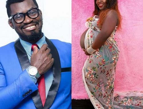 Oboy Da Comic & Mimi Baya Expecting Twins