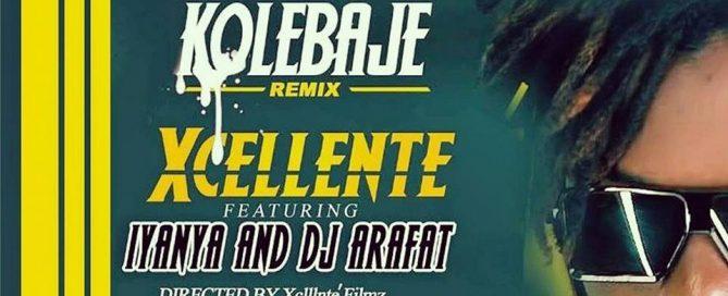 Xcelllente ft Iyanya ft Dj arafat - Kolebaje Remix