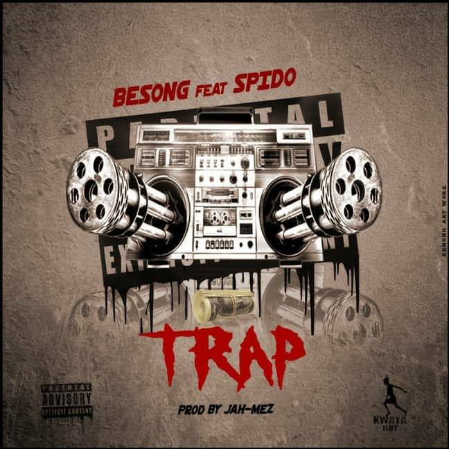 Audio + Download : Besong ft Spido – Trap (prod by Jah-Mez
