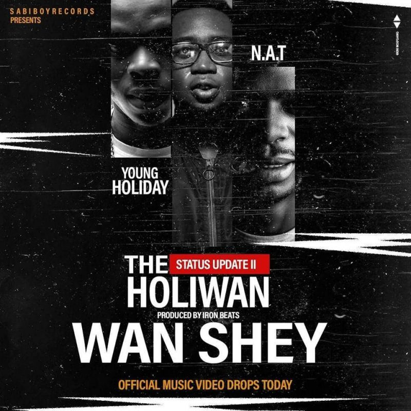 Wan Shey - The Holiwan