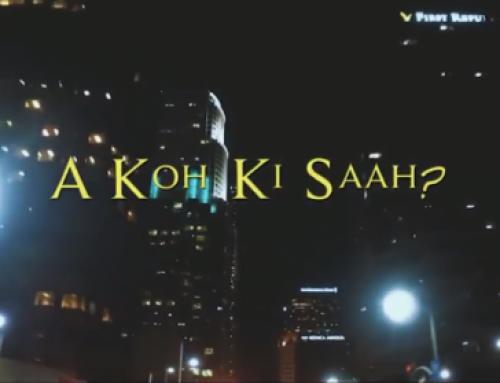 Video + Download: K major ft Skidi Boy – A koh ki saah? (Prod. by Boy Karl)