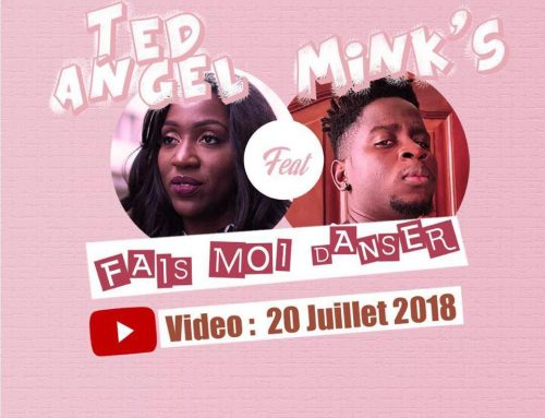 Video + Download :  Ted Angel – Fais moi danser feat Mink's
