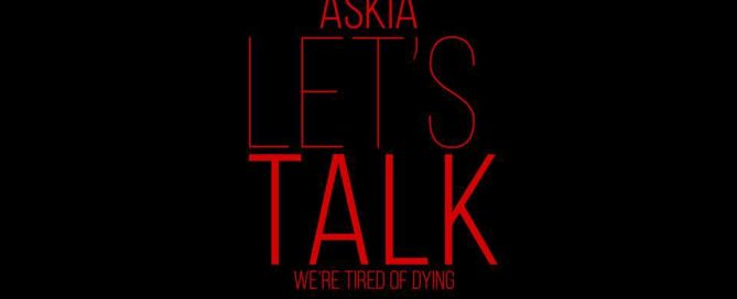 Askia -Lets Talk