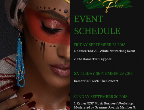 KamerFEST Music Festival Full Event Schedule! Full Program Out Now