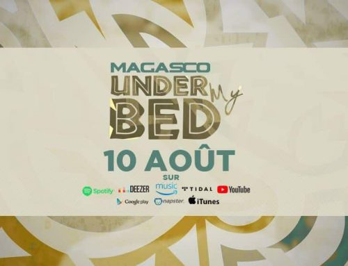 New Video + Download : MAGASCO – Under My Bed (Prod. by Sangtum)