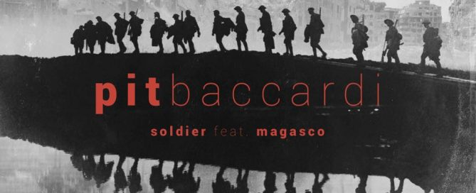 Pit Baccardi ft Magasco - Soldier