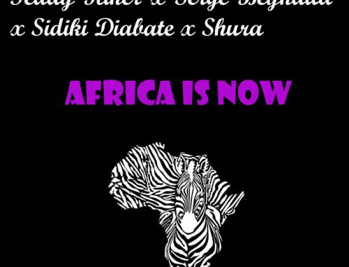 Video + Download : SERGE BEYNAUD feat SIDIKI DIABATE x SHURA x TEDDY RINNER – AFRICA IS NOW