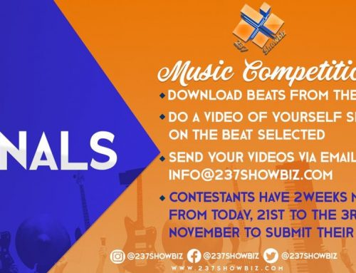 Finals Of The 237Showbiz Music Competition Kicks Off As Beats Drop Online!