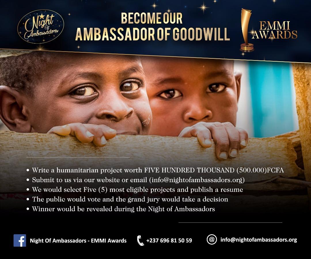 Ambassador of goodwill