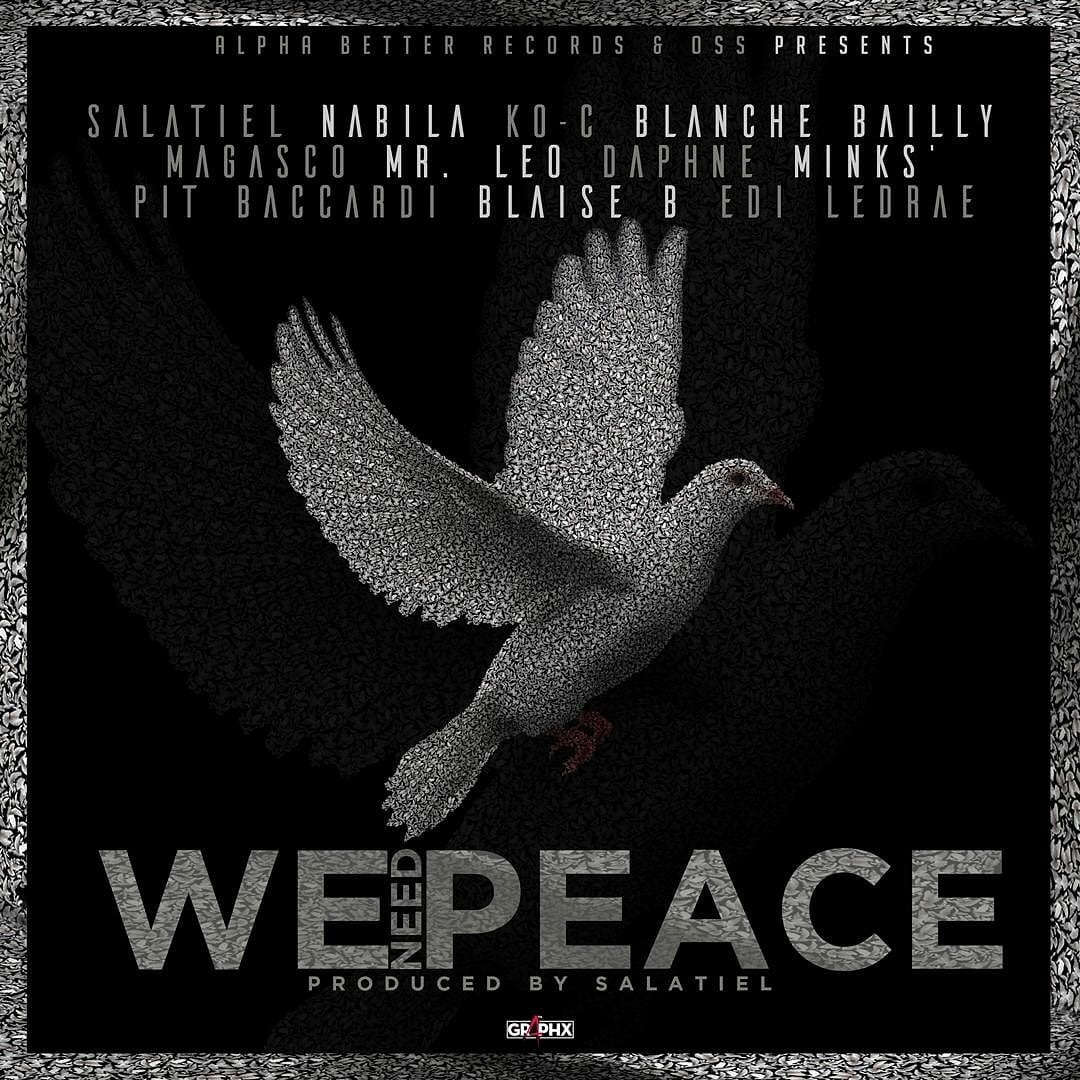 """Cameroonian Bloggers React To The All Stars """"We Need Peace"""" Video"""
