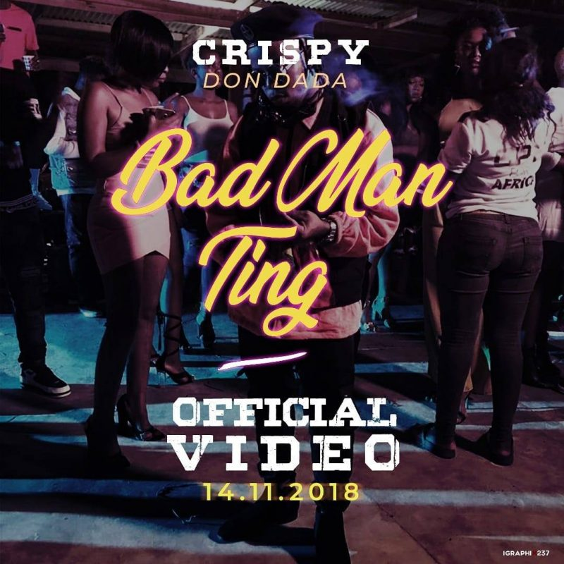Crispy- Bad Man Thing