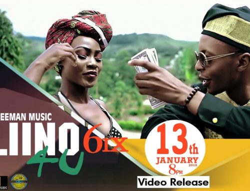 Video + Download : Liino 6ix – For You (Na Goddy Pro Shootam)
