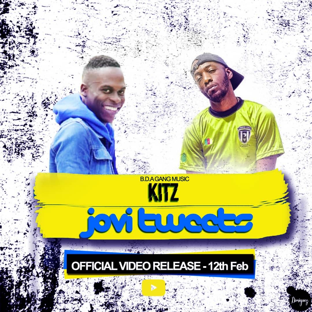 Video + Download: Kitz – Jovi Tweets (Prod  By R J Mix) – Cameroon's