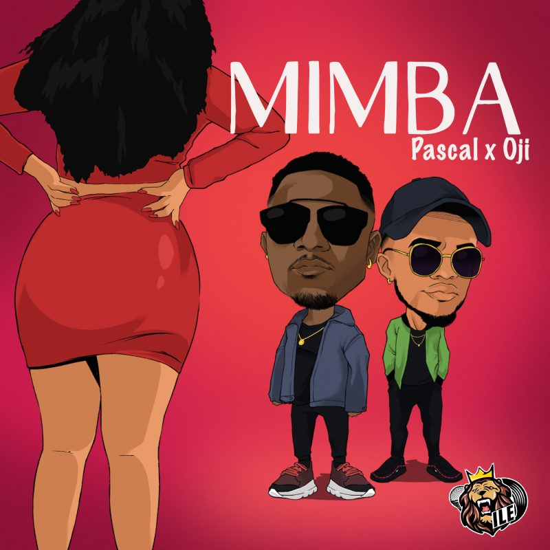 Pascal - Minba ft Oji (Official Cover art)