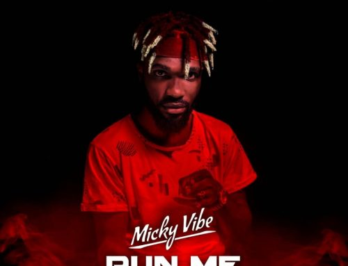 Audio + Download: Micky Vibe – Run You Mad (Prod. By No Crime)