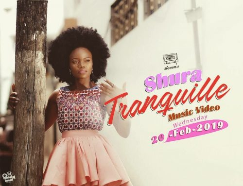 Video + Download: Shura – Tranquille (Prod. By CFX Musica)