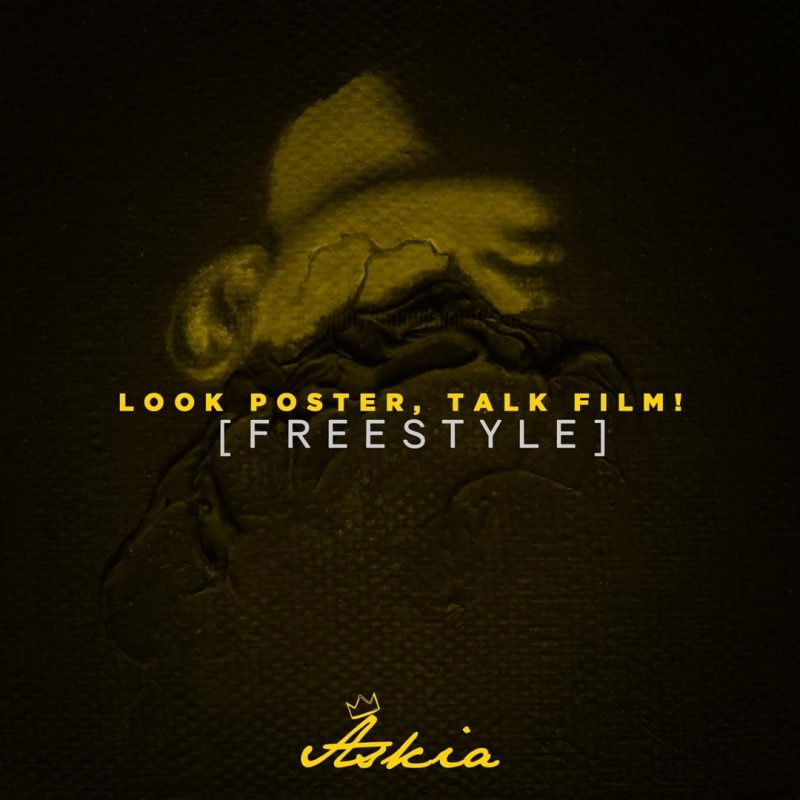 Askia - Look poster Talk Film