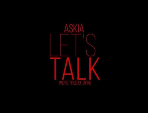 Video + Download: ASKIA – Let's Talk (Prod By BPD)
