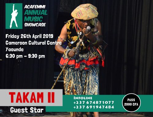 ACAFEMMI Annual Music Showcase 2019 To Hold on April 26th! Buy tickets now