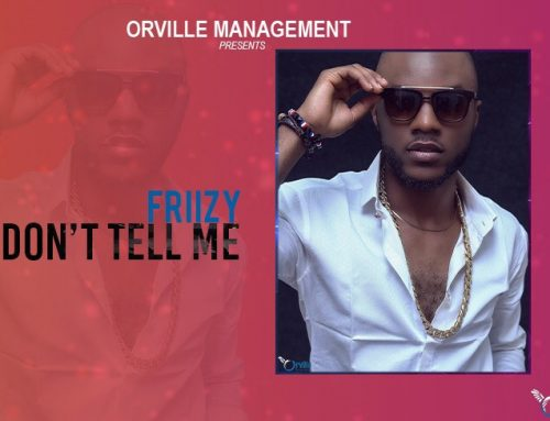 Frizzy pays hommage to new school and old school Camer Music