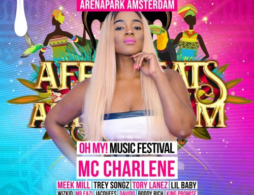 "Cameroonian MC/Host ""MC Charlene"" Set To Host Meek Mill, Trey Songz, Tory Lanez, Wizkid and Davido At The Oh My Music Festival!"