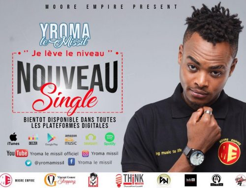 Video + Download: Yroma Missil – Je Lève Le Niveau (Produced by Billy ALG)
