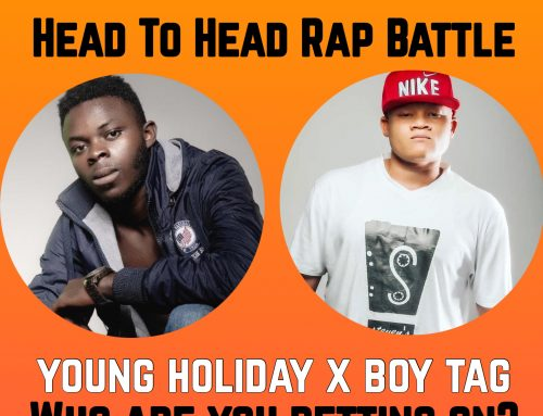 Rapper Young Holiday Reveals Why He Called Out Boy TAG For A Rap Battle – Read What He Said!